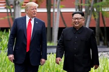 Singapore đã chi 12 triệu USD cho hội nghị thượng đỉnh Trump - Kim