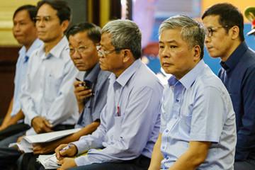 Cựu phó thống đốc Đặng Thanh Bình: 'Tôi có trách nhiệm về mặt chính trị'