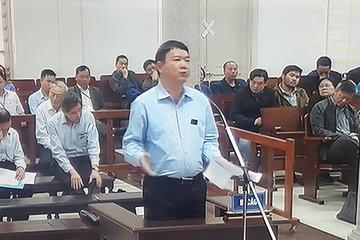 Cố ý làm trái do vượt quyền, ông Đinh La Thăng y án 18 năm tù