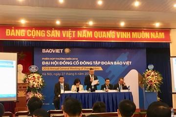 ĐHCĐ Tập đoàn Bảo Việt: Kế hoạch lợi nhuận sau thuế 1.348 tỷ đồng