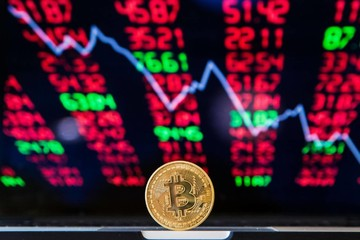 Hơn 1.200 đồng tiền ảo giảm giá trong tuần qua