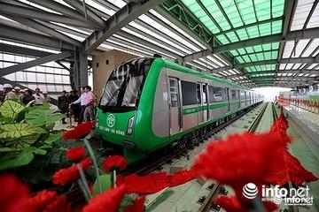 Bộ trưởng GTVT thúc tiến độ đường sắt Cát Linh - Hà Đông
