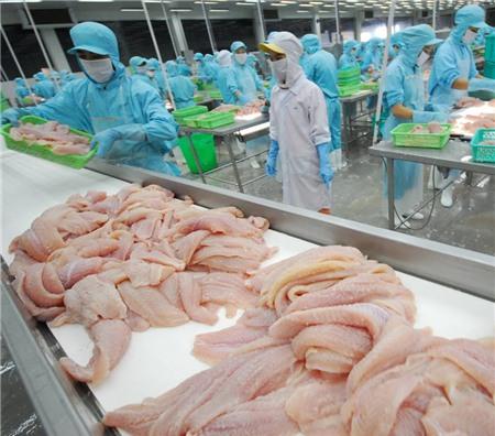 Xuất khẩu nông lâm thủy sản 6 tháng đạt hơn 19 tỷ USD