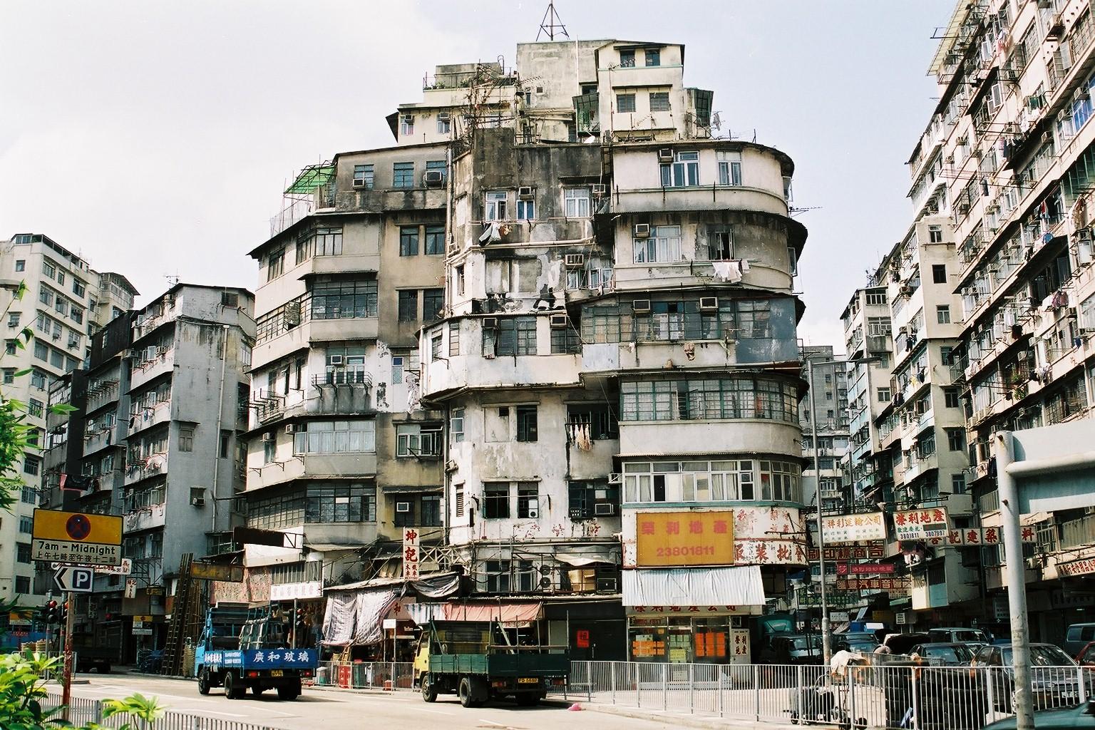 'Căn hộ ma ám' - lựa chọn ưa thích của giới trẻ tại Hong Kong