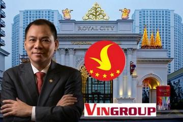 Vingroup làm căn hộ Happy Town từ 200 triệu đồng