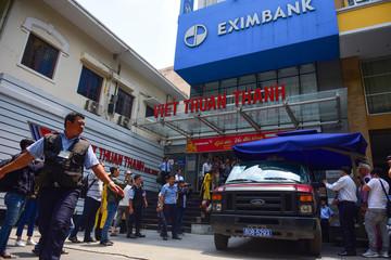 Một bị can vụ mất 245 tỉ tại Eximbank được tại ngoại