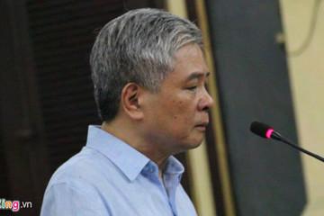 Cựu Phó thống đốc NHNN Đặng Thanh Bình lĩnh 3 năm tù