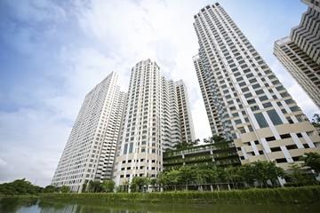 Doanh số bán nhà liền kề ở giảm 85% trong quý II