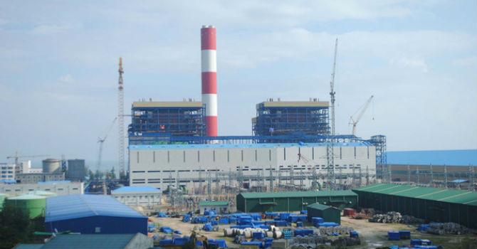 Không đồng ý cấp giấy chứng nhận đầu tư BOT Nhiệt điện Vũng Áng II