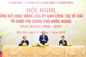 Các tổ chức phi Chính phủ viện trợ 4,3 tỷ USD cho Việt Nam trong 20 năm