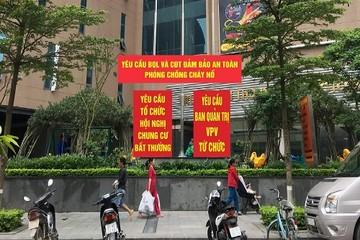 Đại biểu HĐND Hà Nội lo 'bùng phát tranh chấp' của người dân chung cư