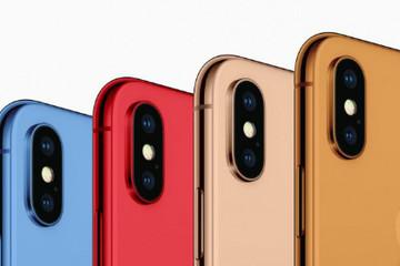 iPhone 2018 có tới 5 màu sắc khác nhau