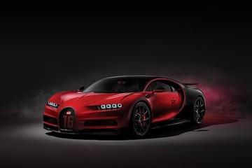 Siêu xe Bugatti Chiron Divo giá có thể tới 6 triệu USD