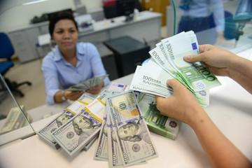 Lãi suất USD liên ngân hàng gấp đôi lãi suất VND, vì sao?