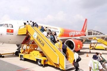 Thị trường hàng không tăng trưởng, SAGS mục tiêu lãi 2018 tăng 8%