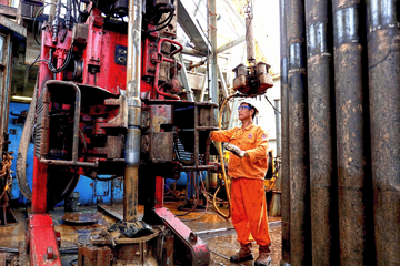 Vietsovpetro lãi gần 200 triệu USD 6 tháng đầu năm