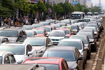 Thị trường ôtô Việt giảm liên tục nửa đầu 2018