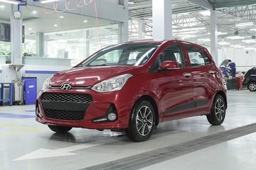 10 ôtô bán chạy nhất Việt Nam tháng 6