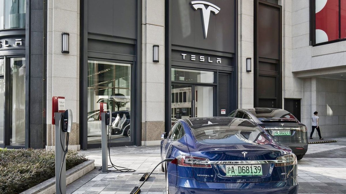 Tesla sắp xây dựng nhà máy ở Thượng Hải