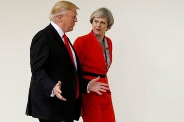 Anh: Trump phải giải quyết 'hành động xấu xa' của Nga