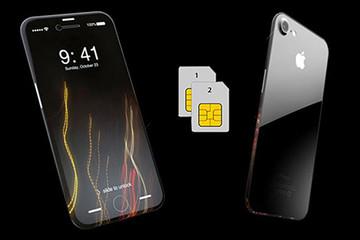 iPhone 2018 thể hiện sự thất bại trước Android nếu dùng sim kép