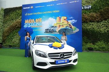 Bảo Việt thu hút 38.000 khách hàng tham gia 'Mùa hè sôi động'