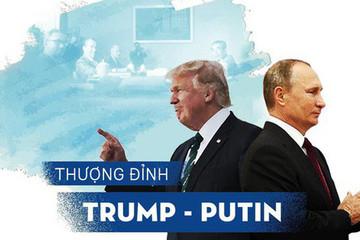 Nixon đến Trung Quốc và Trump