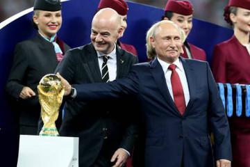 World Cup thành công, Putin muốn nới lỏng visa cho khách quốc tế