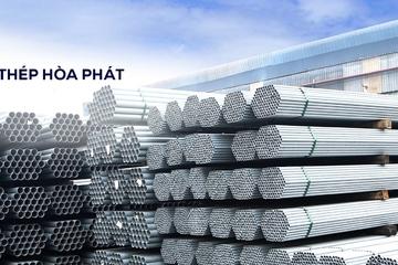 Hòa Phát đầu tư 4 triệu USD cho dự án dây chuyền sản xuất ống thép cỡ đại