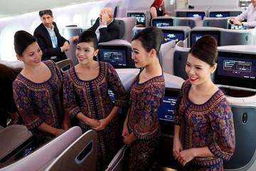 Singapore có hãng hàng không tốt nhất thế giới 2018