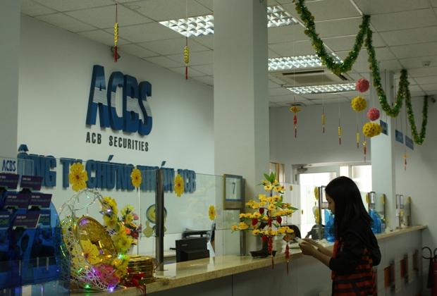 ACBS báo lỗ gần 17 tỷ đồng trong quý II/2018
