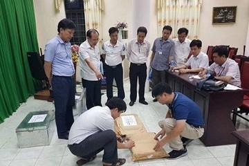 Khởi tố hình sự vụ gian lận điểm thi tại Hà Giang