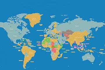 Những nền kinh tế nhập khẩu nhiều nhất thế giới