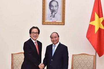 Thủ tướng hi vọng Nhật Bản dẫn đầu đầu tư FDI vào Việt Nam