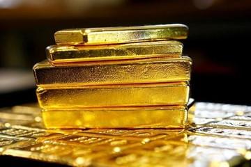 USD mạnh lên, giá vàng lập đáy một năm