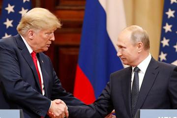 Trump tuyên bố có thể là 'kẻ thù nguy hiểm nhất' của Putin