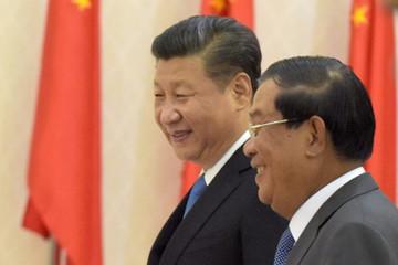 Trung Quốc cho Campuchia vay 259 triệu USD xây đại lộ