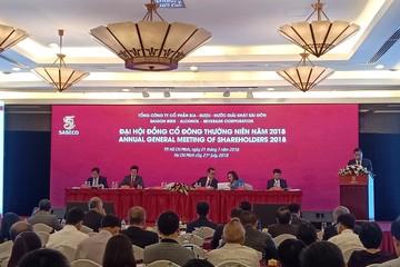 ĐHCĐ Sabeco: Chủ tịch người Thái khẳng định sẽ giữ thương hiệu