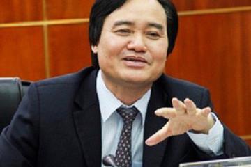 Bộ trưởng Phùng Xuân Nhạ yêu cầu 63 tỉnh, thành rà soát toàn bộ kết quả thi THPT quốc gia 2018