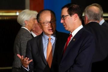 G20: Rủi ro kinh tế thế giới tăng vì căng thẳng thương mại