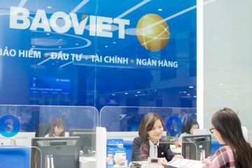 Tập đoàn Bảo Việt chốt quyền trả cổ tức 10%
