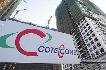 Coteccons chốt quyền trả cổ tức tiền mặt tỷ lệ 50%
