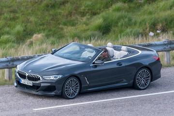 BMW serie 8 2019 mui trần lộ diện