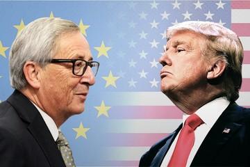 Mỹ, EU mong đợi điều gì tại cuộc gặp Trump - Juncker