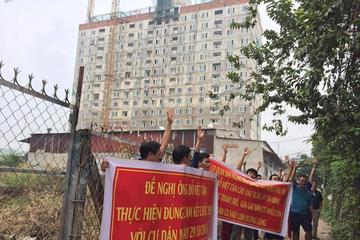 Dự án Tân Bình Apartment bị phạt số tiền kỷ lục hơn 1,6 tỷ đồng