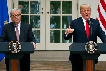 Mỹ, EU nhất trí hạ thấp rào cản thương mại