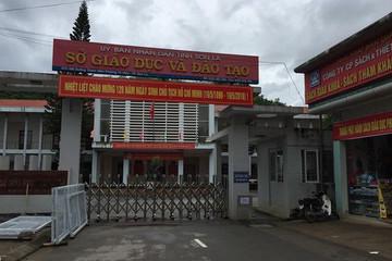 Khởi tố vụ án sai phạm điểm thi THPT ở Sơn La