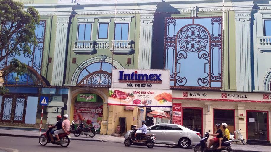 Intimex huy động vốn từ đâu cho dự án khách sạn 6 sao Four Seasons?