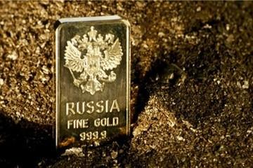 Nga cất 2.000 tấn vàng ở đâu?