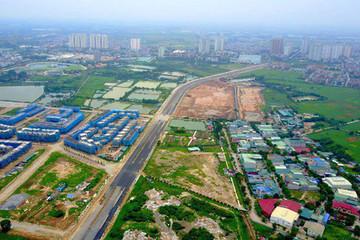 Bộ Tài chính đề nghị Hà Nội tạm dừng dùng quỹ đất thanh toán cho dự án BT